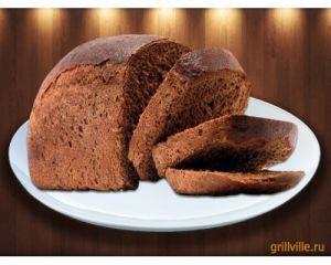 Хлеб черный 100г