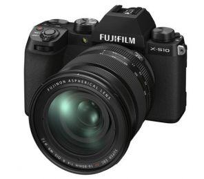 FUJIFILM X-S10 KIT XF16-80MM BLACK