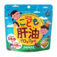 Unimat Riken Рыбий жир с витаминами для детей