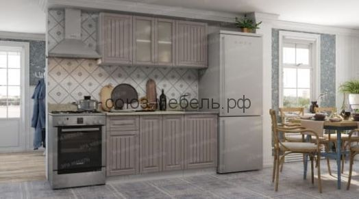 Кухня Хозяюшка 1,5м