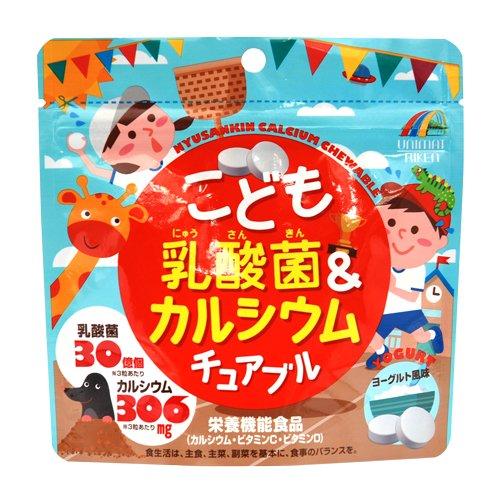 Unimat Riken Лактобактерии с кальцием для детей