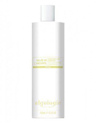 Мицеллярный очищающий гель для жирной и смешанной кожи, Algologie (Алголоджи) 400 мл