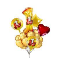 1 сентября, набор шаров
