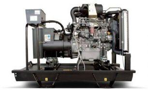 Дизельный генератор Energo ED 30/230 Y