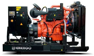 Дизельный генератор Energo ED 400/400 SC