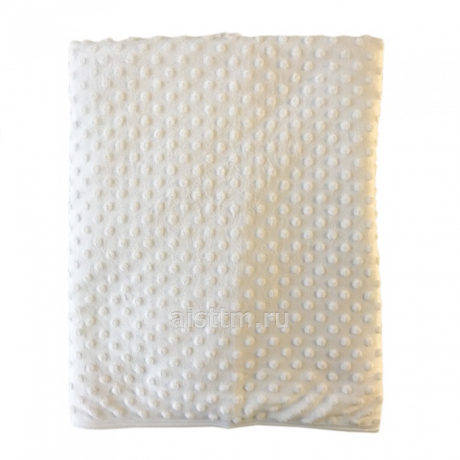 Одеяло-плед ОБЛАКО, 90/90 см