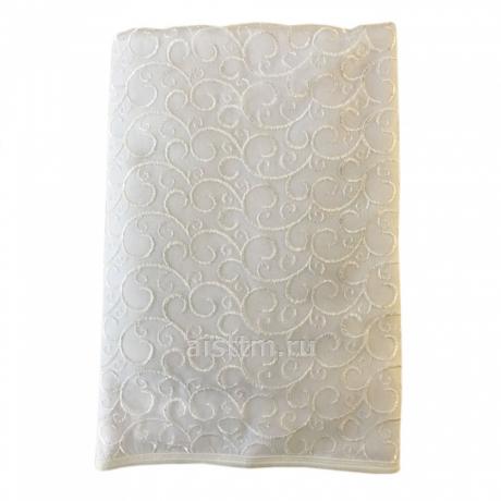 Одеяло-плед кружевной ВИЛЮШКИ, без наполнителя