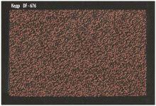 Ковёр каучук асептик 60 х 85 см кедр