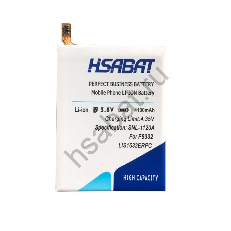 Аккумулятор LIS1632ERPC 4100 мАч