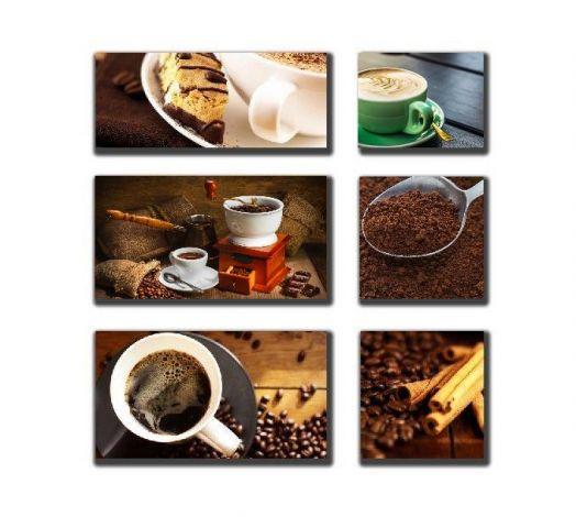 Модульная картина Для ценителей кофе