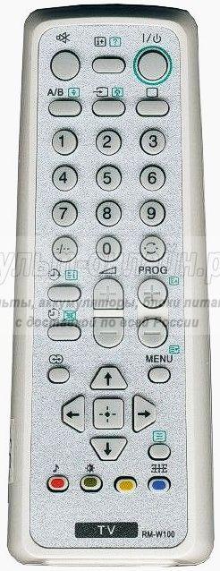 Sony RM-W100