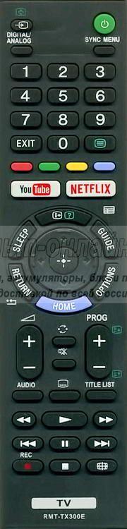 Sony RMT-TX300E