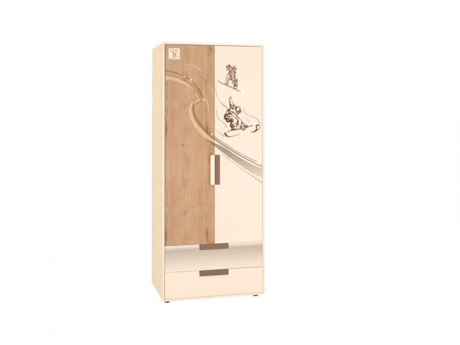 Шкаф для одежды «Фристайл 56.01»