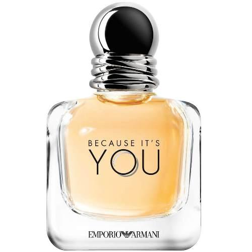 Giorgio Armani Парфюмерная вода Emporio Armani Because It's You, 100 ml