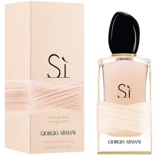 Giorgio Armani Парфюмерная вода Si Rose Signature, 100 ml