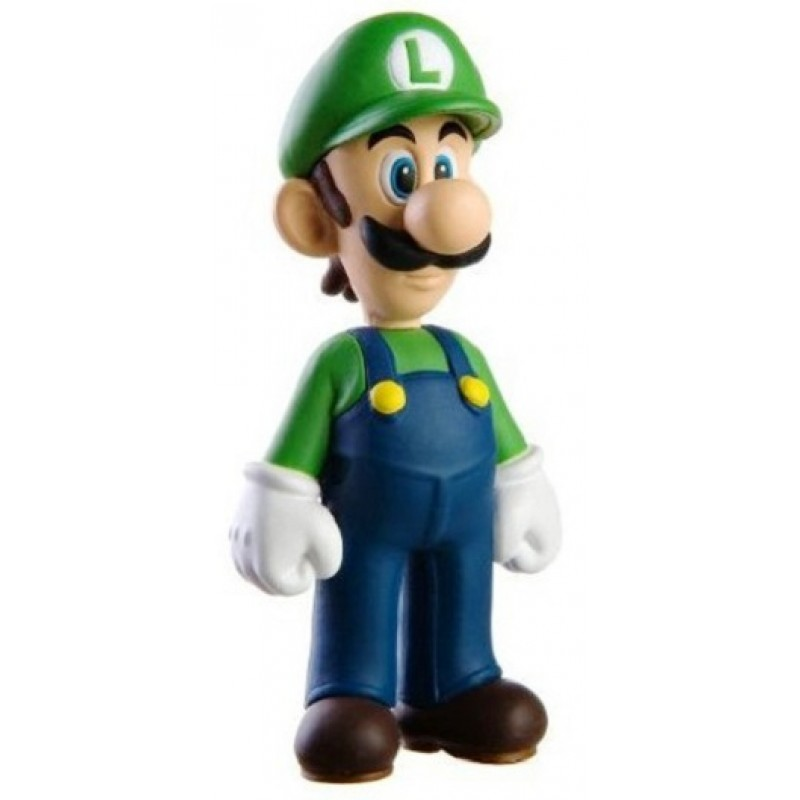Super Mario. Фигурка Luigi