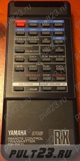 YAMAHA RS-RX9, RS-RX11, RX-900, RX-900U, RX-1100, RX-1100U