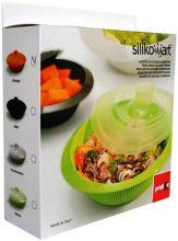 Форма для запекания Cocotte Silikomart 23 см зелёная 2400497