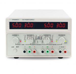 HY3005D-3 Линейный источник питания 3 канала 30 вольт 5 ампер