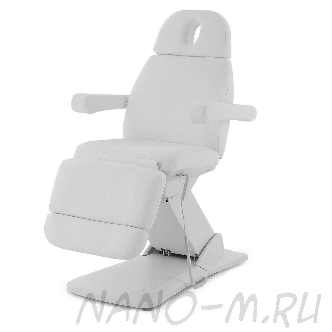Кресло косметологическое 4 мотора Med-Mos ММКК-3 КО-175Д-00 с РУ