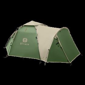Палатка BTrace Omega 4+ быстросборная