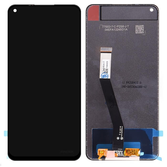 Дисплей в сборе с сенсорным стеклом для Xiaomi Redmi Note 9