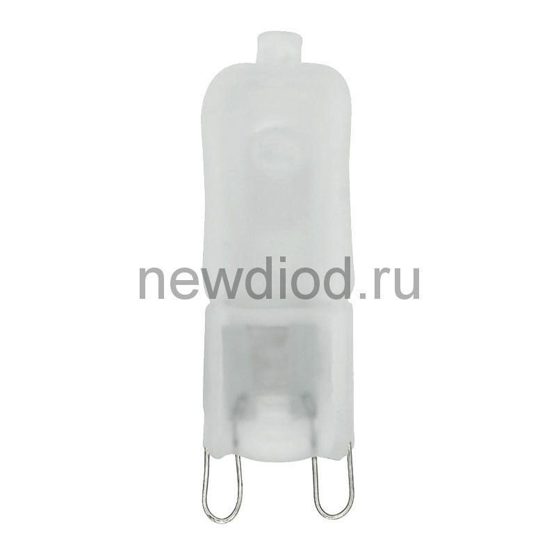 Лампа галогенная JCD-FR-40/G9