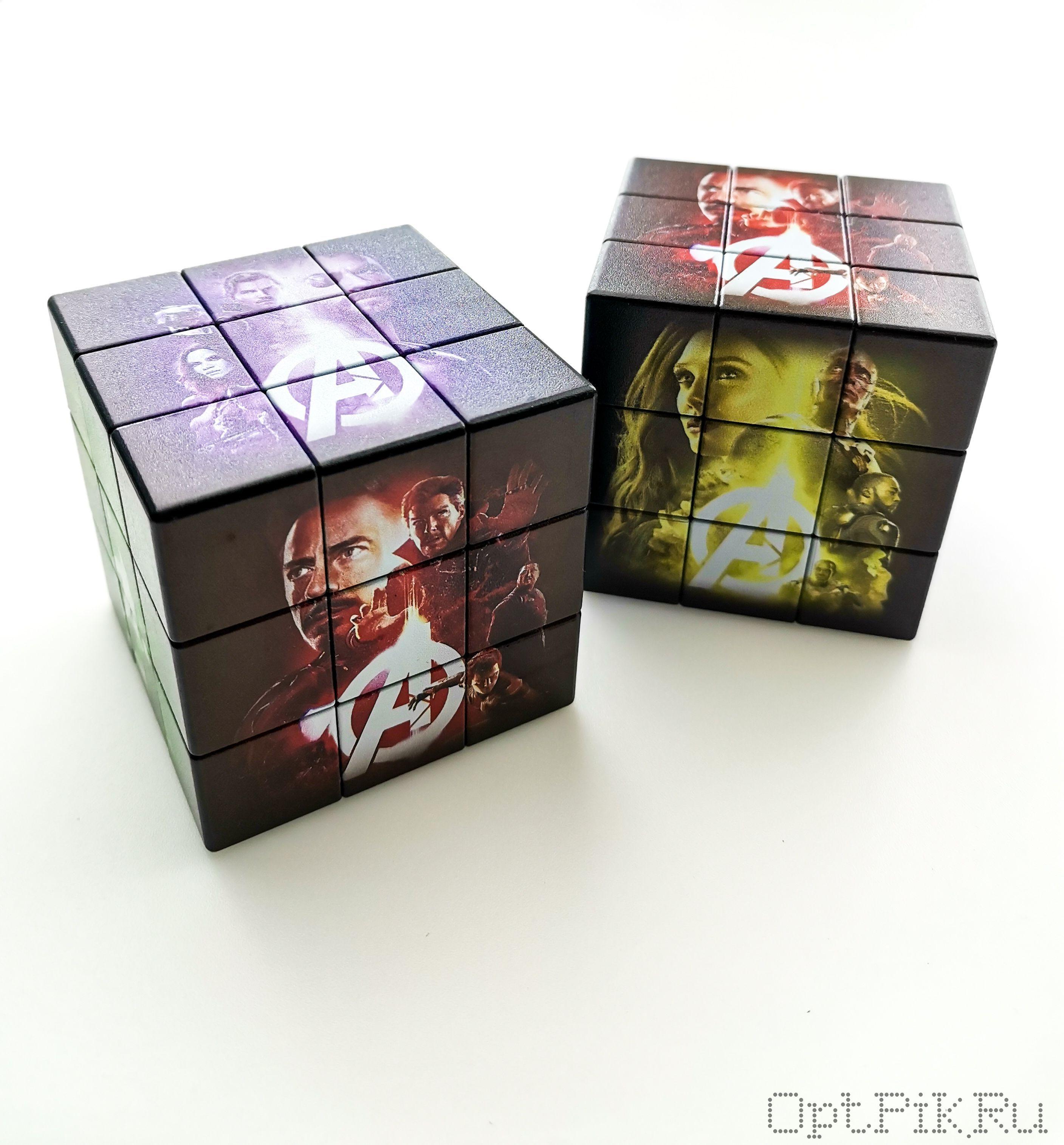 Кубик Рубика 3*3 Мстители