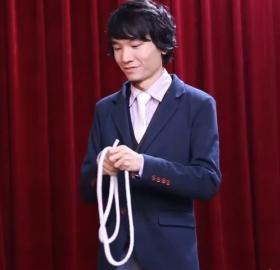 """Рутина с верёвкой """"Dragon Rope"""""""