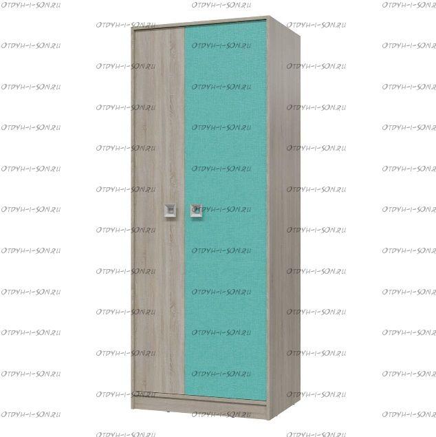 Шкаф двухдверный Рома 2.4 (60х40х200 или любые другие)