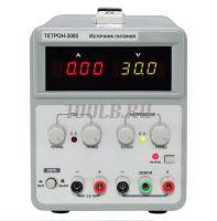 ТЕТРОН-3005 Линейный источник питания 30 вольт 5 ампер