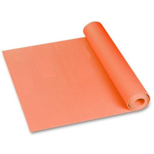 Коврик для гимнастики, фитнеса и йоги PVC YG03 Indigo