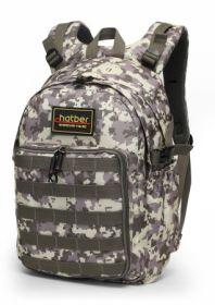 Рюкзак Hatber -Military style- 43х32х17см полиэстер 1 отделение 4 кармана