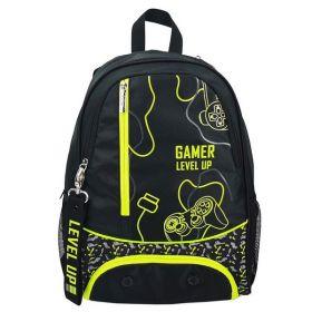 Рюкзак Hatber Street Gamer 42*29*12см 1отд. 5карм. + карман для обуви