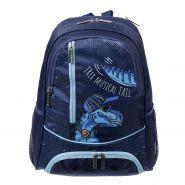 Рюкзак школьный, Hatber, Sreet, 42 х 29 х 12 см, эргономичная спинка, отделение для ноутбука, «Мой друг Дино»