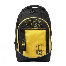 Рюкзак молодежный, Hatber, Street, 42x30х20 см, эргономичная спинка, YES NO