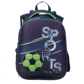 Школьный ранец серии ERGONOMIC выполнен из современного пористого EVA-материала