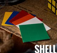 REFILL FOR RD360 Наклейки для Шелл  - CUBE SHELL STICKERS