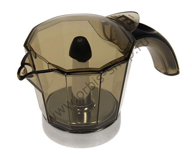 Кувшин с крышкой для кофеварки De'Longhi ALICIA EMK4, EMKE42