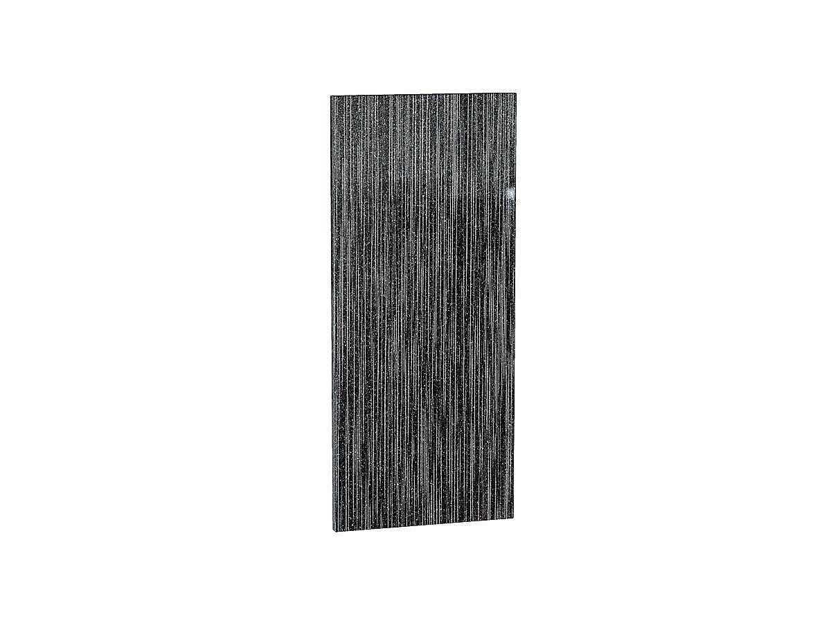 Фасад боковой Валерия Ф93 (чёрный металлик дождь)