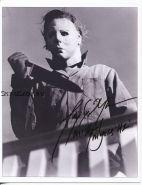 Автограф: Тони Моран. Хэллоуин