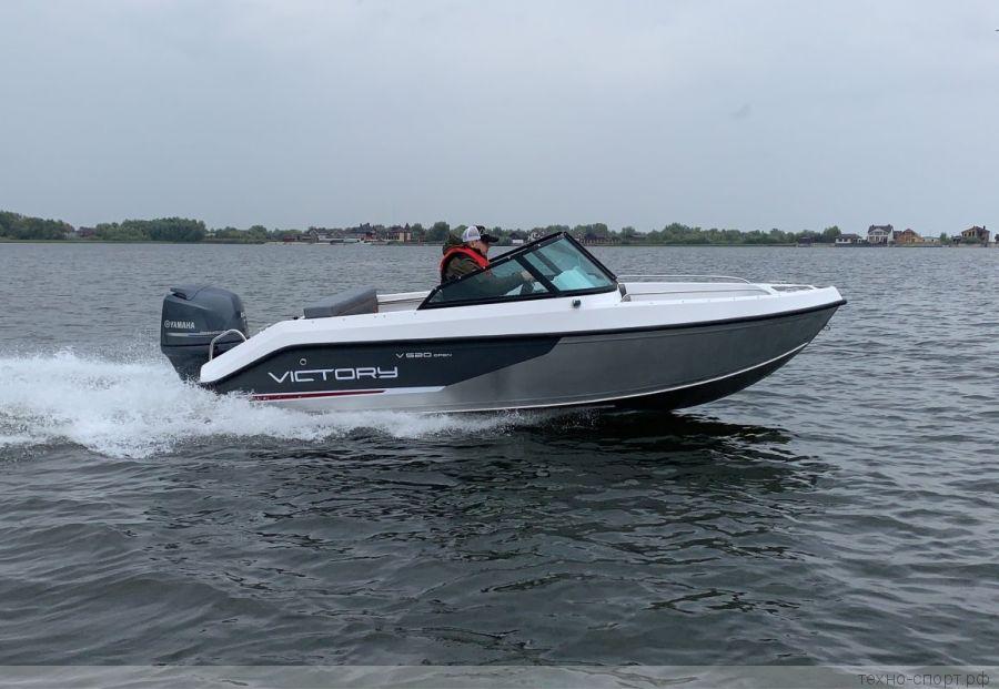 Лодка Victory 515