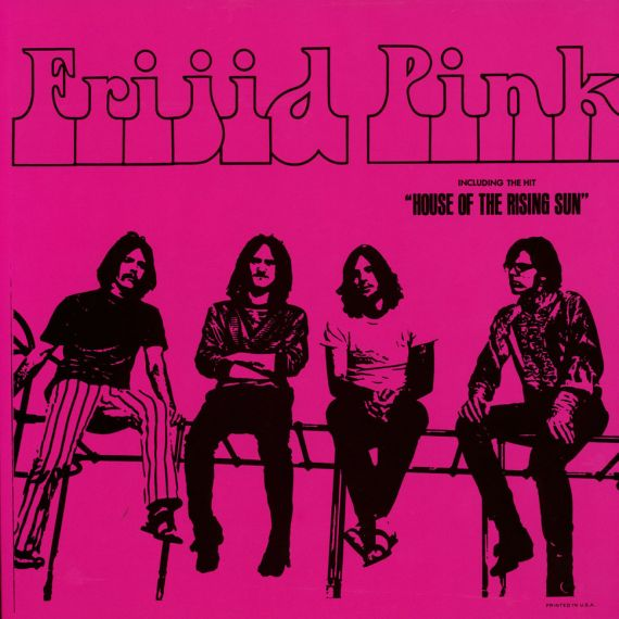 Frijid Pink - Frijid Pink 1970 (2020) LP