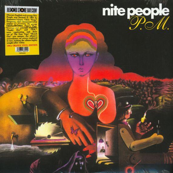 Nite People - P. M. 1970 (2020) LP