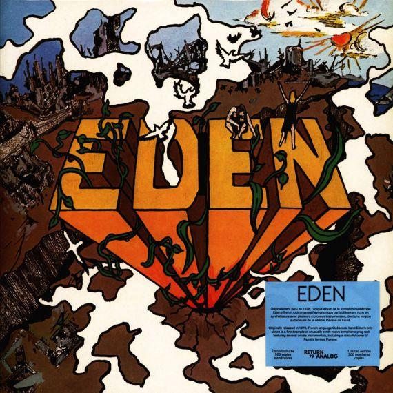 Eden - Eden 1978 (2019) LP