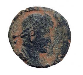 Римская монета Фоллис №5. ОРИГИНАЛ Римская Империя 1-2 век