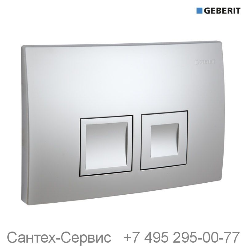 115.135.46.1 Смывная клавиша GEBERIT Delta 50