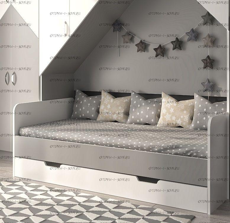 Кровать одноярусная НД-05