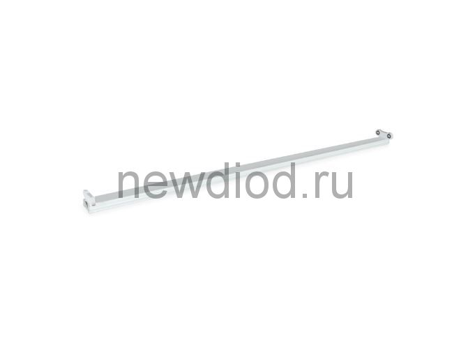 Светильник под светодиодную лампу SPO-101-2 2хLED-T8-1200 G13 230В IP20 1200 мм IN HOME