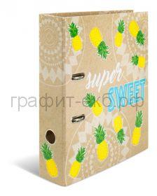 Файл А4 7см Herma Тропики Сахарный ананас 19392